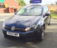 VW Golf SE TDI 1.6