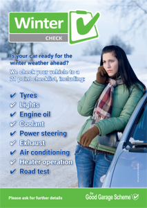 Winter Health Check
